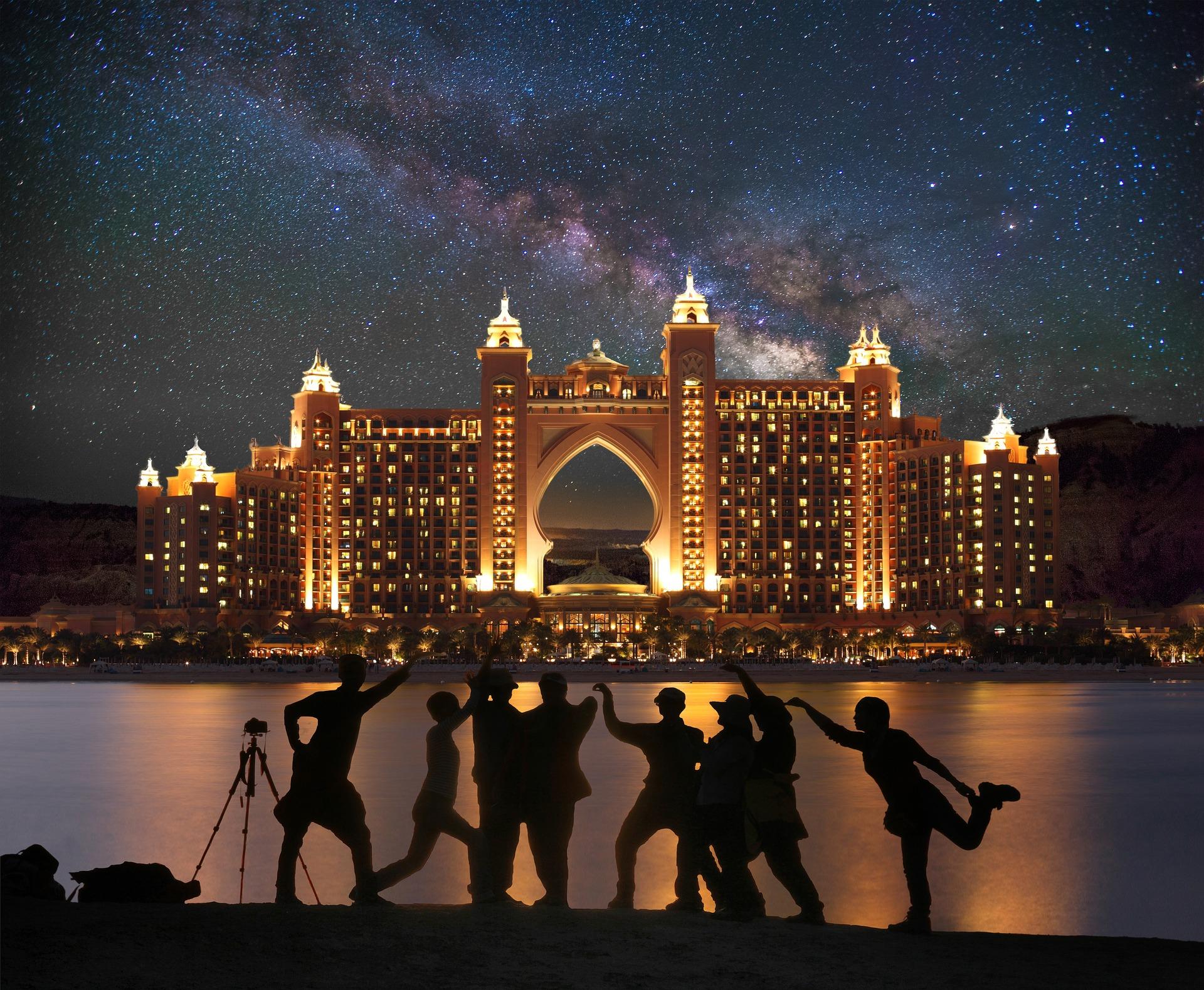 Dubai Reise 2020